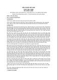 Tiêu chuẩn Việt Nam TCVN 7161-1:2002
