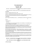 Tiêu chuẩn Quốc gia TCVN 7072:2008