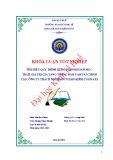 Khóa luận tốt nghiệp: Tìm hiểu quy trình kiểm toán khoản mục thuế GTGT trong BCTC tại công ty TNHH Kiểm toán AFA