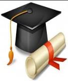 Khóa luận tốt nghiệp: Xây dựng phần mềm hỗ trợ quy trình soạn thảo đề thi trắc nghiệm khách quan
