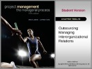 Lecture Project management: The managerial process (5/e): Chapter 12 - Erik W. Larson, Clifford F. Gray