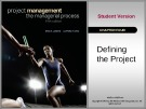 Lecture Project management: The managerial process (5/e): Chapter 4 - Erik W. Larson, Clifford F. Gray