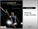 Lecture Project management: The managerial process (5/e): Chapter 9 - Erik W. Larson, Clifford F. Gray
