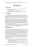 Giáo trình Hệ điều hành - V1.0 Chương: Bộ nhớ ảo