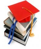 Khóa luận tốt nghiệp: Phân tích các nhân tố ảnh hưởng đến hiệu quả sử dụng vốn ODA trên địa bàn tỉnh Quảng Trị