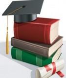 Khóa luận tốt nghiệp: Giải pháp quản lý vốn đầu tư xây dựng cơ bản từ ngân sách Nhà nước trên địa bàn tỉnh Thừa Thiên Huế