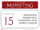 Lecture Marketing (11/e): Chapter 15 – Kerin, Hartley, Rudelius