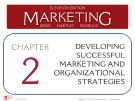 Lecture Marketing (11/e): Chapter 2 – Kerin, Hartley, Rudelius