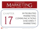 Lecture Marketing (11/e): Chapter 17 – Kerin, Hartley, Rudelius