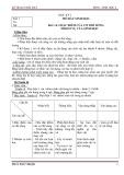 Kế hoạch bài dạy Sinh học lớp 6