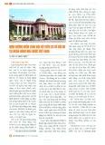 Định hướng kiểm toán nội bộ trên cơ sở rủi ro tại Ngân hàng Nhà nước Việt Nam