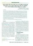 Khả năng hấp thu NPK của cây bắp lai ở các mô hình luân canh trên đất phù sa không được bồi ở đồng bằng Sông Cửu Long