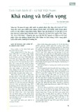 Tình hình kinh tế - xã hội Việt Nam: Khả năng và triển vọng