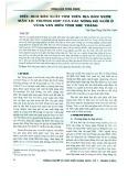 Hiệu quả sản xuất tôm trên địa bàn nước mặn lợ: Trường hợp của các nông hộ nuôi ở vùng ven biển tỉnh Sóc Trăng