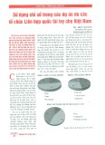 Sử dụng chỉ số trong các dự án do các tổ chức Liên hợp quốc tài trợ cho Việt Nam