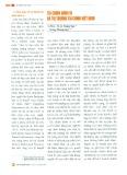 Tài chính hành vi và thị trường tài chính Việt Nam