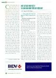 Một số giải pháp xử lý tài sản bảo đảm tiền vay hiện nay