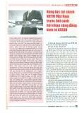 Năng lực tài chính NHTM Việt Nam trước bối cảnh hội nhập Cộng đồng Kinh tế ASEAN