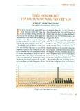 Triển vọng thu hút vốn đầu tư nước ngoài vào Việt Nam