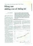Thu nhập của hộ gia đình Việt Nam đằng sau những con số thống kê