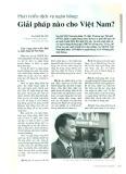 Phát triển dịch vụ ngân hàng: Giải pháp nào cho Việt Nam?