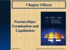 Lecture Advanced accounting (11/e): Chapter 15 - Hoyle, Schaefer, Doupnik