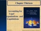 Lecture Advanced accounting (11/e): Chapter 13 - Hoyle, Schaefer, Doupnik