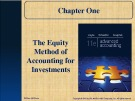 Lecture Advanced accounting (11/e): Chapter 1 - Hoyle, Schaefer, Doupnik