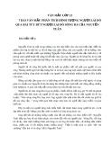 7 bài văn mẫu phân tích hình tượng người lái đò trong tùy bút Người lái đò sông Đà của Nguyến Tuân