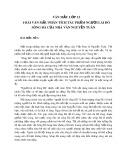 4 bài văn mẫu phân tích tác phẩm Người lái đò sông Đà của nhà văn Nguyễn Tuân