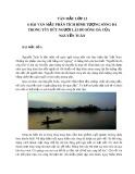 6 bài văn mẫu phân tích hình tượng sông Đà trong tùy bút Người lái đò sông Đà của Nguyễn Tuân