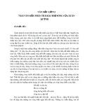 7 bài văn mẫu phân tích bài thơ Sóng của Xuân Quỳnh