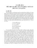 """Tổng hợp 3 bài văn mẫu """"Phân tích khổ 5, 6, 7 trong bài thơ """"Sóng"""" Xuân Quỳnh"""""""