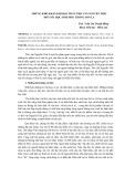 Những khó khăn khi học phần thơ văn Nguyễn Trãi đối với học sinh phổ thông Sơn La