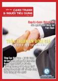 Bản tin Canh tranh & người tiêu dùng Số 43 - 2014