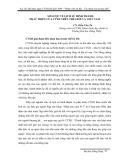 Sơ lược về lịch sử hình thành, phát triển của CTXH trên thế giới và Việt Nam
