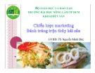 Bài thuyết trình: Chiến lược Marketing bánh tráng trộn thủy hải sản