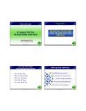 Bài giảng Kỹ năng tiếp thị và bán hàng hiệu quả