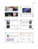 Bài giảng Chương 1: Giới thiệu về Sinh học phân tử