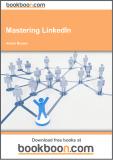 Ebook Mastering linkedin