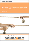 Ebook How to negotiate your workload