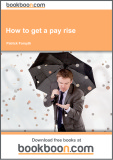 Ebook How to get a pay rise