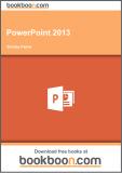 Ebook PowerPoint 2013