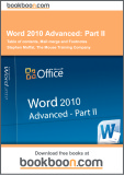 Ebook Word 2010 Advanced: Part 2