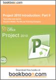 project 2010 introduction: part 2