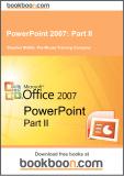 Ebook PowerPoint 2007: Part 2