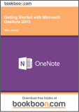getting started with microsoft onenote 2013