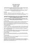 Tiêu chuẩn Quốc gia TCVN 6614-1-1:2000 - IEC 811-1-1:1993