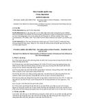 Tiêu chuẩn Quốc gia TCVN 7864:2013