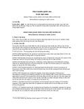 Tiêu chuẩn Quốc gia TCVN 7887:2008